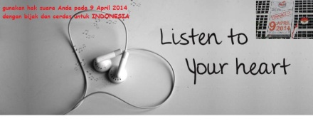 LISTEN TO YOUR HEART !